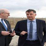 Επίσκεψη του Ευρωπαίου Επιτρόπου για θέματα Γεωργίας και Αγροτικής Ανάπτυξης, κ. Phil Hogan στα Γρεβενά