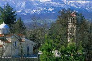 Ιερός Ναός Αγίας Παρασκευής στην Π.Ε. Γρεβενών
