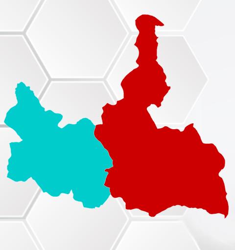 Χάρτης εκλογικών διαμερισμάτων Δήμου Δεσκάτης