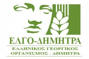 Λογότυπο ΕΛΓΟ Δήμητρα