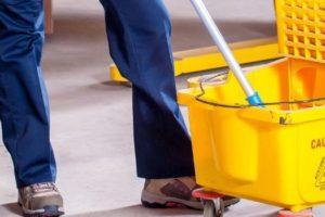 Διαγωνισμός για καθαριότητα