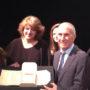 ο κ. Γιάτσιος και ο κ. Κωστάλας στην εκδήλωση για τον Ερωτόκριτο