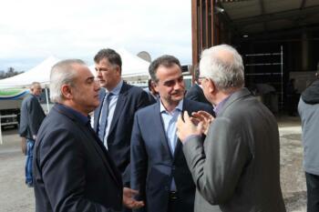 Επίσκεψη Ευρωπαίου Επιτρόπου για θέματα Γεωργίας και Αγροτικής Ανάπτυξης 5