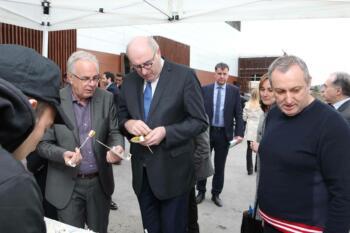 Επίσκεψη Ευρωπαίου Επιτρόπου για θέματα Γεωργίας και Αγροτικής Ανάπτυξης 2