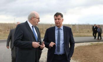 Επίσκεψη Ευρωπαίου Επιτρόπου για θέματα Γεωργίας και Αγροτικής Ανάπτυξης 4