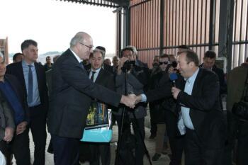 Επίσκεψη Ευρωπαίου Επιτρόπου για θέματα Γεωργίας και Αγροτικής Ανάπτυξης 3