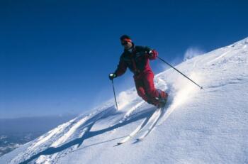 skiing στο Ε.Χ.Κ. Βασιλίτσας