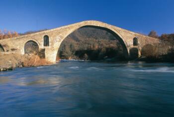 Γεφύρι Αζίζ Αγά, Γρεβενά